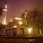 Мечеть Хан-Джами. Евпатория. Фото Елены Покрепы.