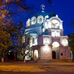 Свято-Николаевский собор в Евпатории. Фото Елены Покрепы.
