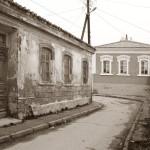 Старые улочки Евпатории. Фото Е. Покрепы.
