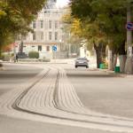 Улица Революции в Евпатории. Фото Елены Покрепы