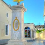 Памятник Александру I. Евпатория.