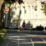Евпаторийская улица. Фото Елены Покрепы