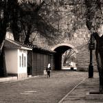 Гезлевские ворота в Евпатории. Фото Елены Покрепы.