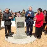Открытие памятника Токареву